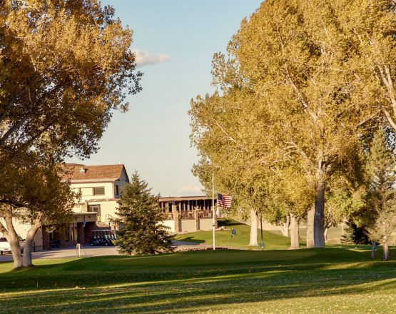 golf facilities at casper country club
