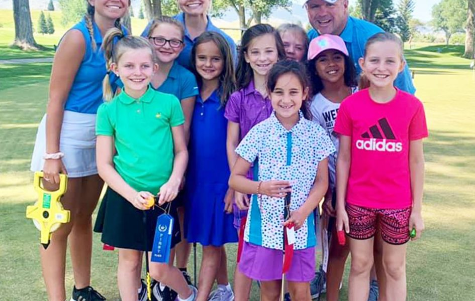 childrens golf camp at casper country club